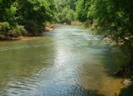 Rare property on Locust Fork River, Great home site