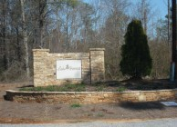 26 residential lots 5 min. to I-65 near Birmingham & Montgomery