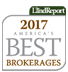 Best Brokerages 2017