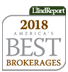 Best Brokerages 2018