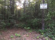 Home Site and Acreage Just West of Montevallo
