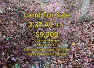 Montevallo Home Site for Sale
