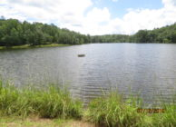 Very Private 24 acre Lake & Cabin