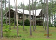 Beautiful home on 9-acre lake